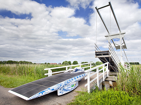 Innovation in The Netherlands, Solar Team