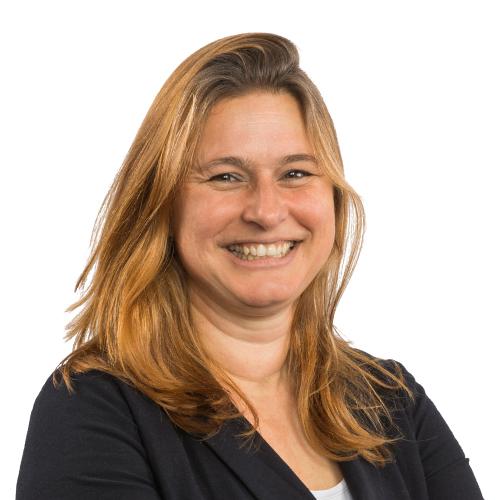 Justine ten Hoorn, Manager Marketing & Communicatie