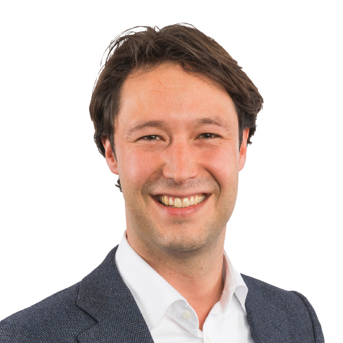 Jelle de Rooij, senior supply chain manager