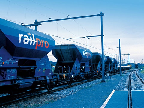 Prorail, rial cargo The Netherlands