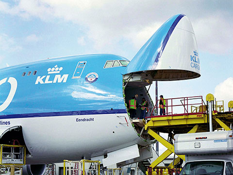 KLM Cargo Holland International Distribution Council